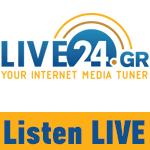 Listen on Live24!