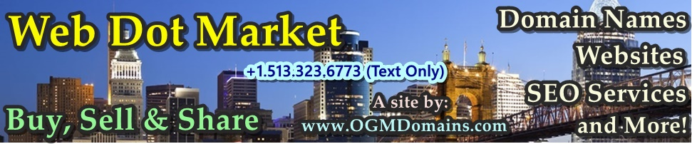 Web Dot Market - Free Classified Ads - Buy, Sell & Share