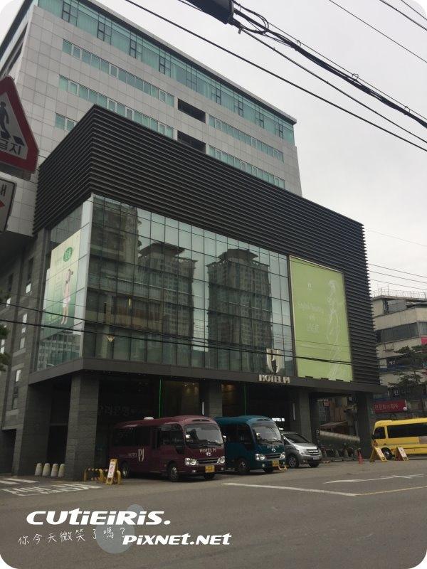 首爾∥明洞距離近地鐵有兩條不壅擠豐田酒店(HOTEL PJ ; 피제이호텔)