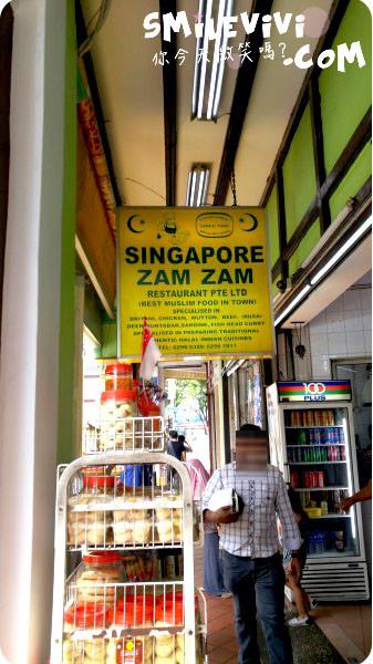 食記∥新加坡印度式早餐Zam Zam印度煎餅(Murtabak) 3種口味、阿拉伯街(Arab Street)蘇丹回教堂 6 Zam%20Zam%20%285%29