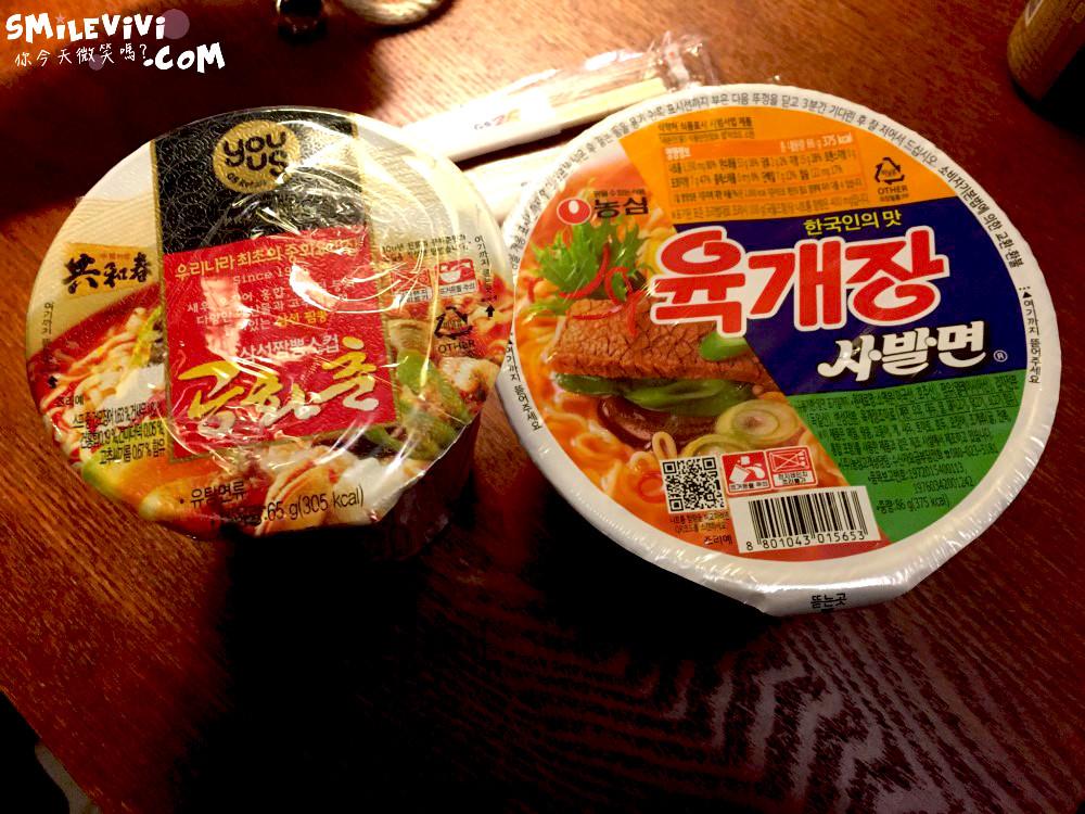 食記∥韓國泡麵Part 3 之 農心韓式辣牛肉湯泡麵(육개장사발면)、GS25共和春韓式海鮮泡麵(공화춘짬뽕)