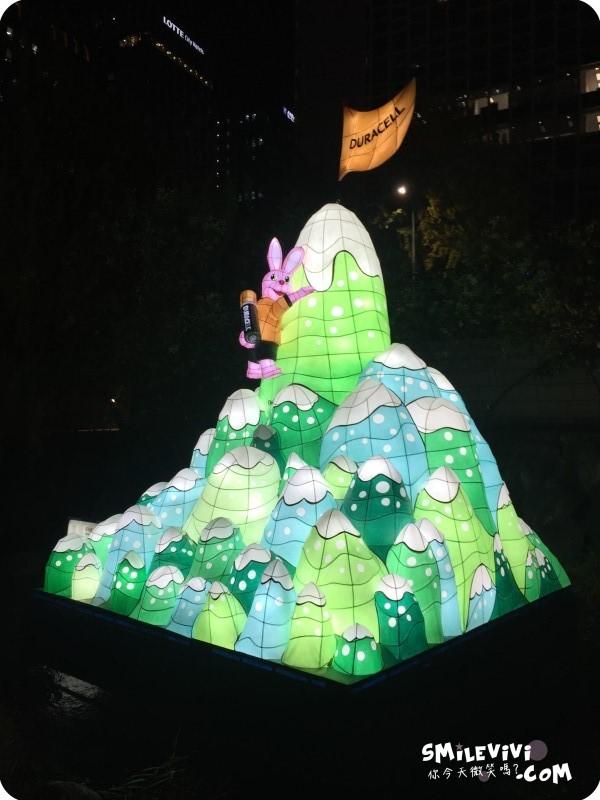 首爾∥韓國首爾2017清溪川首爾燈節(2017 서울빛초롱축제;Seoul Lantern Festival)美不勝收美麗燈會有台灣黑熊代表台灣 26 seoullantern%20%2827%29