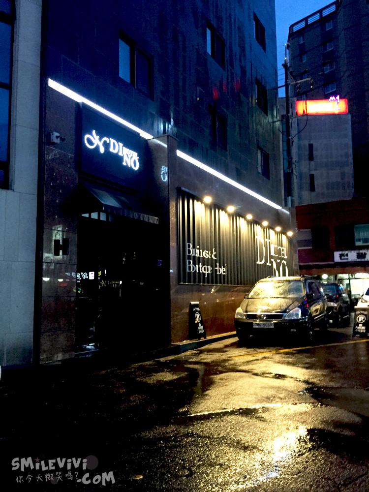 釜山∥釜山車站對面交通便利房間乾淨舒適Dino HOTEL(디노호텔)